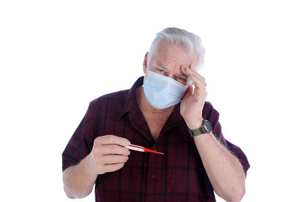 Have the Care Recipient Wear a Facemask